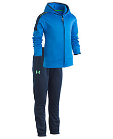 Under Armour Toddler Boys 2-Pc. Lit-Up Hoodie & Pants Set