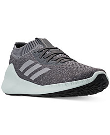 adidas Men's PureBOUNCE+ Running Sneakers from Finish Line