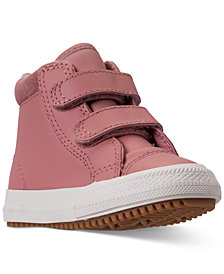 Converse Toddler Girls' Chuck Taylor All Star PC Boot Casual Sneakers from Finish Line
