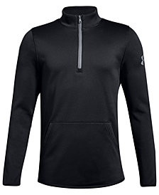 Under Armour Big Boys 1/2-Zip Sweatshirt