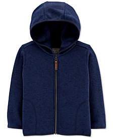 Carter's Toddler Boys Sweater-Knit Hoodie