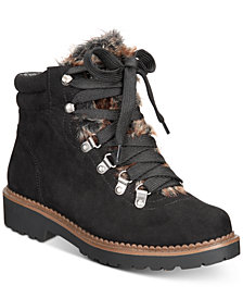 Esprit Cassia Lace-Up Cold-Weather Boots