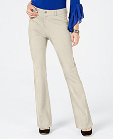 I.N.C. Bootcut Pants, Created for Macy's