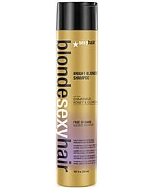 Blonde Sexy Hair Bright Blonde Violet Shampoo, 10.1-oz., from PUREBEAUTY Salon & Spa