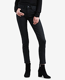 Levi's® 721 High-Rise Sparkly Skinny Jeans