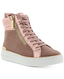 Michael Kors Little & Big Girls Ivy Bleu Sneakers
