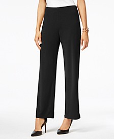 Knit Wide-Leg Pant, Created for Macy's