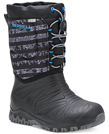 Merrell Big Boys Snow Quest Lite Boots