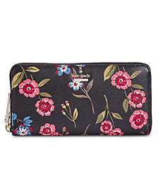 kate spade new york Cameron Street Meadow Lacey Wallet