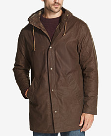 Weatherproof Vintage Men's Wax Cotton Rain Coat