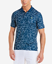 Lacoste Men s Novak Djokovic Printed Ultra-Dry Technical Jersey Polo fabe4434dd