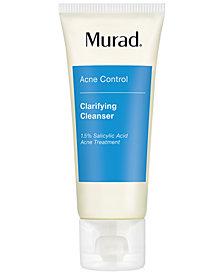 Murad Acne Control Clarifying Cleanser, 2-oz.