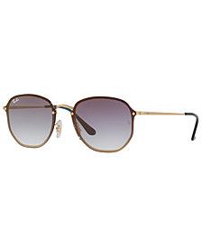 Ray-Ban Sunglasses, RB3579N 58