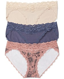 Maternity Bikini Briefs, 3-Pack