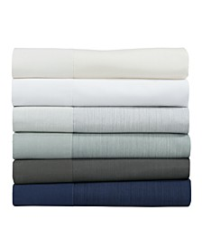 Striated Band California Fitted Sheet Collection