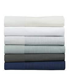 Michael Aram Striated Band California Fitted Sheet Collection
