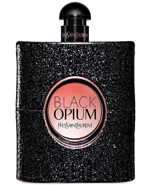 18df367c9f8 Yves Saint Laurent Black Opium Eau de Parfum Spray, 5-oz. & Reviews ...