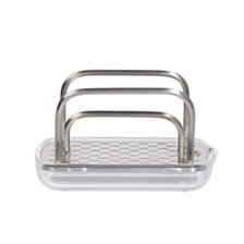 OXO Good Grips Stainless Steel Sponge Holder
