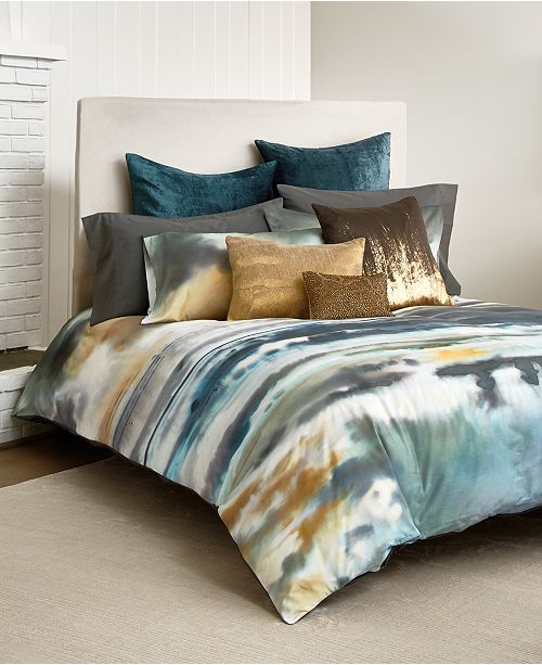 Michael Aram After The Storm King Duvet Cover