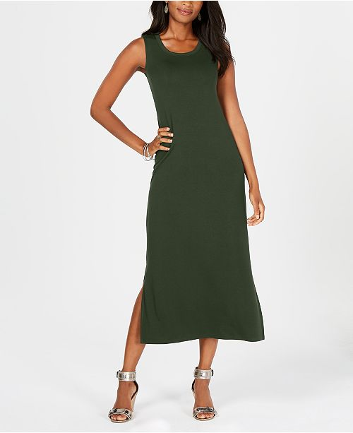e742128b3511 Style & Co Petite Maxi Dress, Created for Macy's & Reviews - Dresses ...