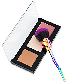 Macy's Beauty Collection 2-Pc. Whimsical Rose Cheek Palette Set, Created for Macy's