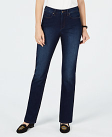 Charter Club Lexington Curvy Straight-Leg Jeans, Created for Macy's