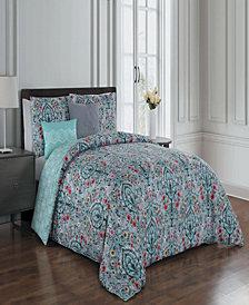 Trista 5-Pc. Comforter Sets