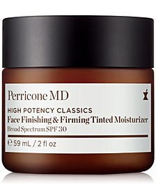 High Potency Classics Face Finishing & Firming Tinted Moisturizer SPF 30, 2 fl. oz.