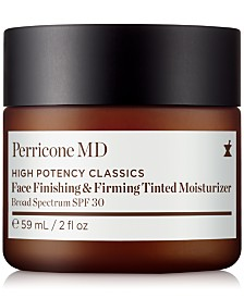 Perricone MD High Potency Classics Face Finishing & Firming Tinted Moisturizer SPF 30, 2 fl. oz.