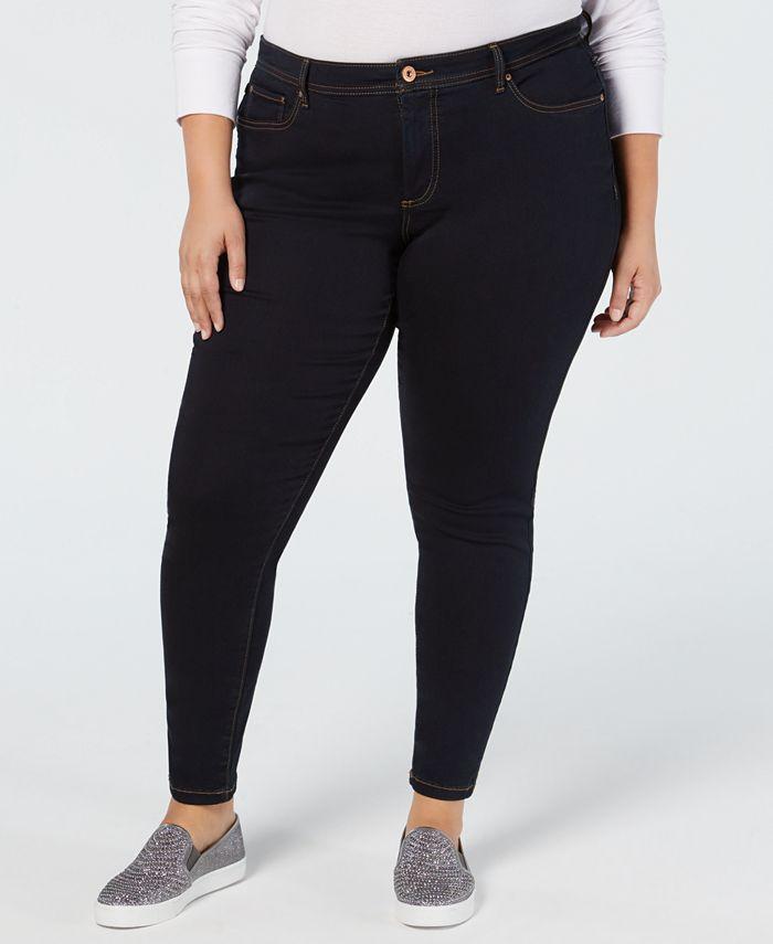 INC International Concepts - Plus Size Beyond Stretch Skinny Jeans