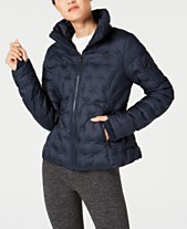 The North Face Holladown Cross-Stitch Puffer Jacket 8f9efac82