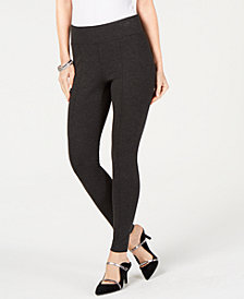 Alfani Petite Comfort-Waist Leggings, Created for Macy's