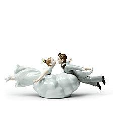 Lladró Wedding in the Air Figurine