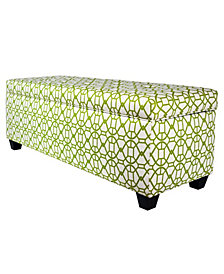 Modernize your home with this beautiful and well-built Sole Secret storage bench
