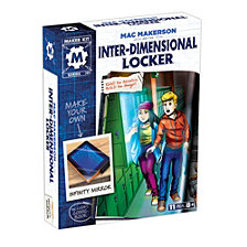 Smart Lab Toys - Mac Makerson - Interdimensional Locker