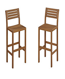 Home Styles Bali Hai Bar Stool