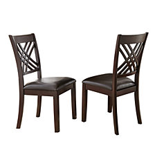 Adrian Dining Chair (Set Of 2), Quick Ship