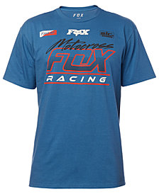 Fox Men's Jetskee Logo Graphic T-Shirt