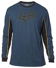 Fox Men's Hakker Airline Colorblocked Logo Graphic T-Shirt