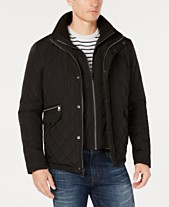 b2ee050d2 Mens Quilted Jackets: Shop Mens Quilted Jackets - Macy's