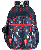 Kipling Disney s® Mary Poppins Seoul Go Printed Laptop Backpack 80359b968a
