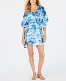 Dotti Cool Caribbean Caftan Cover-Up