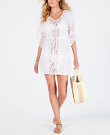 Dotti Floral Find Caftan Cover-Up