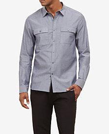 Kenneth Cole New York Men's Dynamic Utility Shirt