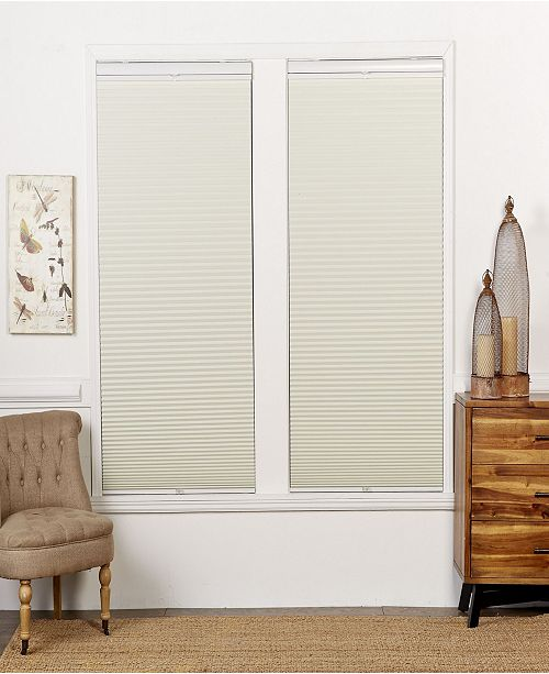 "The Cordless Collection Cordless Blackout Cellular Shade, 26"" x 48"""