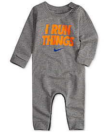 Nike Baby Boys Footless Coverall