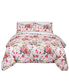 Bouquet Twin XL Comforter Set