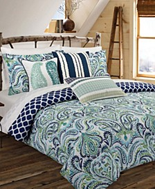 Painterly Paisley Collection