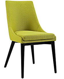Modway Viscount Fabric Dining Chair