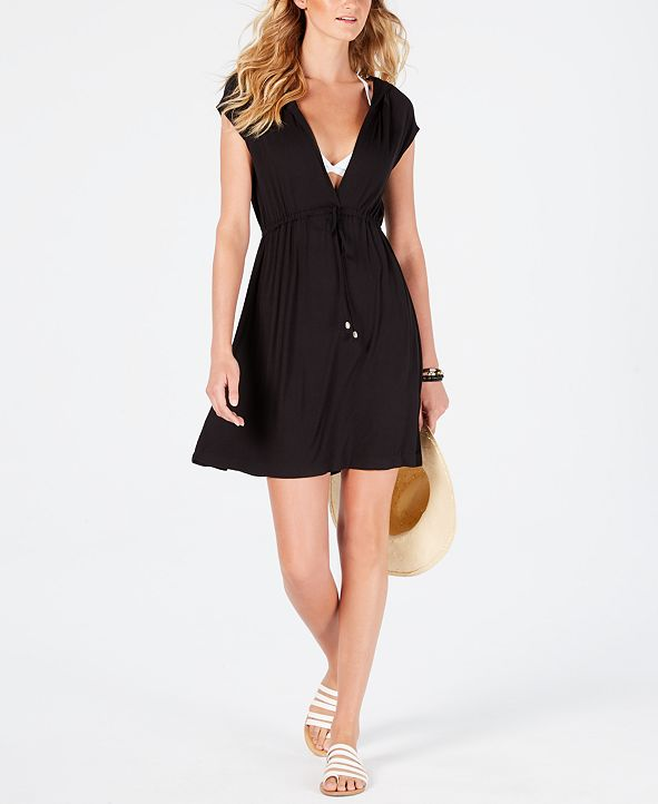 Dotti Paradise Solid Dress Cover-Up